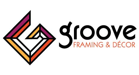 Groove Framing logo design