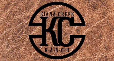 KC Ranch Colorado Logo Design