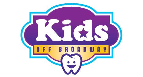 Kids Off Broadway logo design