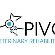 Pivot Veterinary Rehabilitation logo design