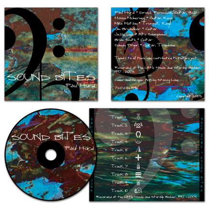 Sound Bites - Album Cover Design
