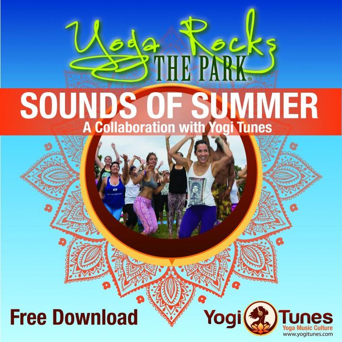 YRP Sounds of Summer-01 album cover design