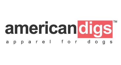 american-digs-dog-apparel-logo-design