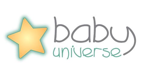 baby-universe-logo-design
