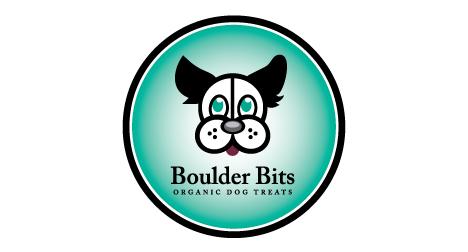 boulder-bits-dog-treats-logo-design