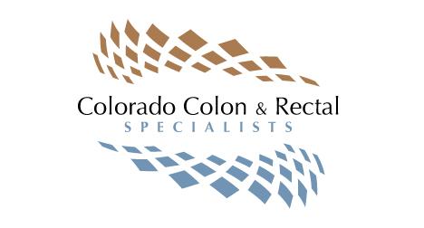 Colorado Colon and Rectal logo design