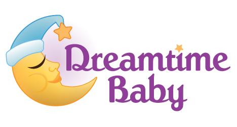 dreamtime-baby-logo-design