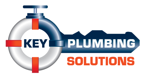 Key Plumbing Solutions logo design