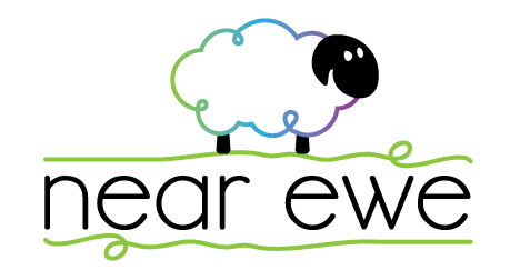 Near Ewe APP logo design