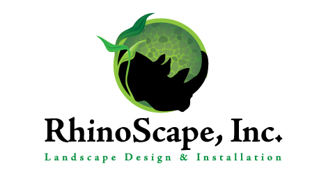 Rhinoscape logo design