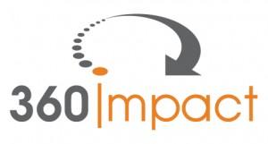 360 Impact Logo Design