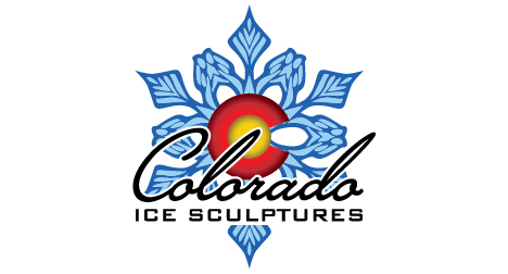 Colorado Ice Sculptures logo design
