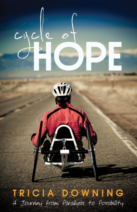 Cycle of hope Book Cover Design