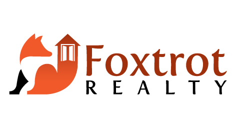 Foxtrot Realty Denver Logo Design