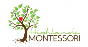 Highlands Montessori Logo Design Denver