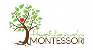Highlands Montessori Logo Design Denver