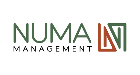 Numa Management logo design