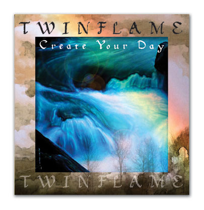 TwinFlame- Album Cover Design