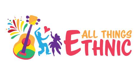 All Things Ethnic logo design