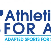 Athletics For All logo design