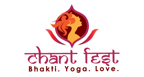 Chant Fest Logo Design Denver