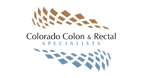Colorado Colon and Rectal logo design