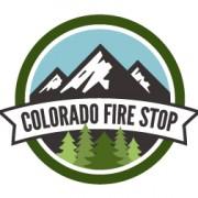 Colorado Firestop logo design