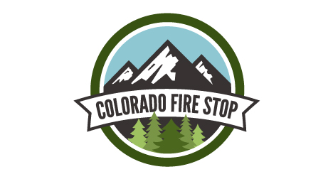 Colorado Firestop logo design