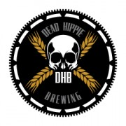 Dead Hippie Brewing logo design Denver