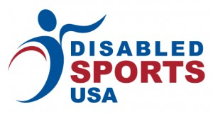 Disabled Sports USA Logo Design