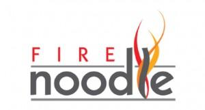 Fire Noodle logo design