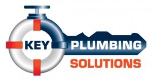 Key Plumbing Solutions Logo Design