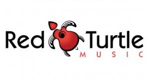 Red Turtle Music logo design