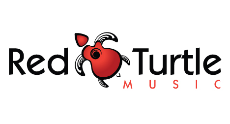 Red Turtle Music logo design