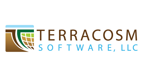Terracosm Software Logo Design