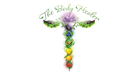 Body healer logo design