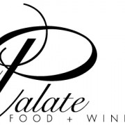 Palate Food and Wine Bar logo design