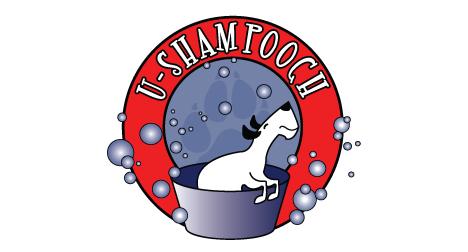 U-Shampooch logo design