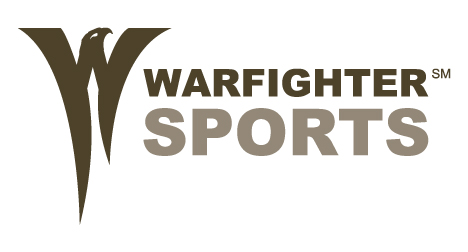 Warfighter Sports logo design